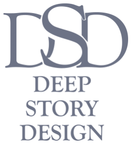 Deep Story Design logo